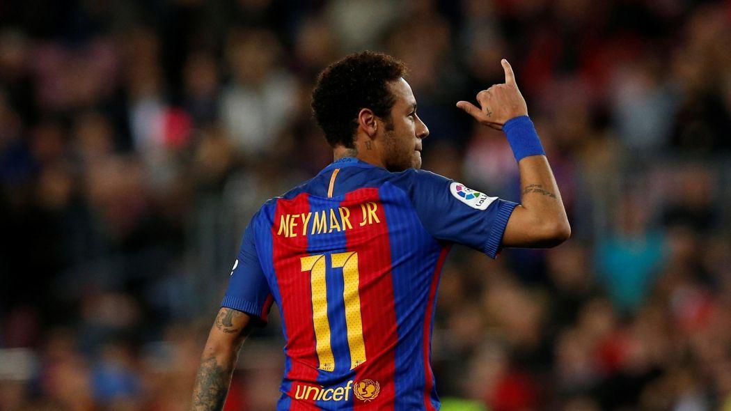 Neymar to PSG?