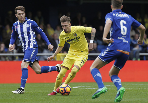 Alaves vs Villarreal