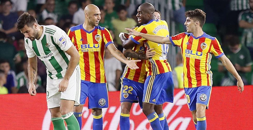 Real Betis – Valencia
