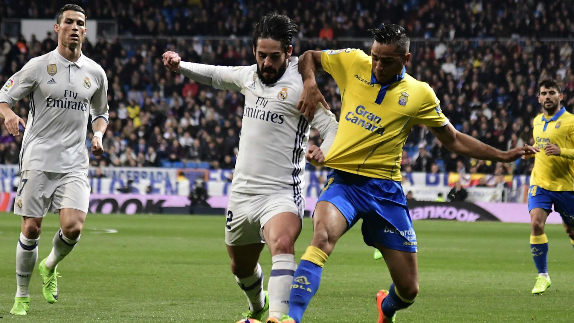 Las Palmas – Real Madrid