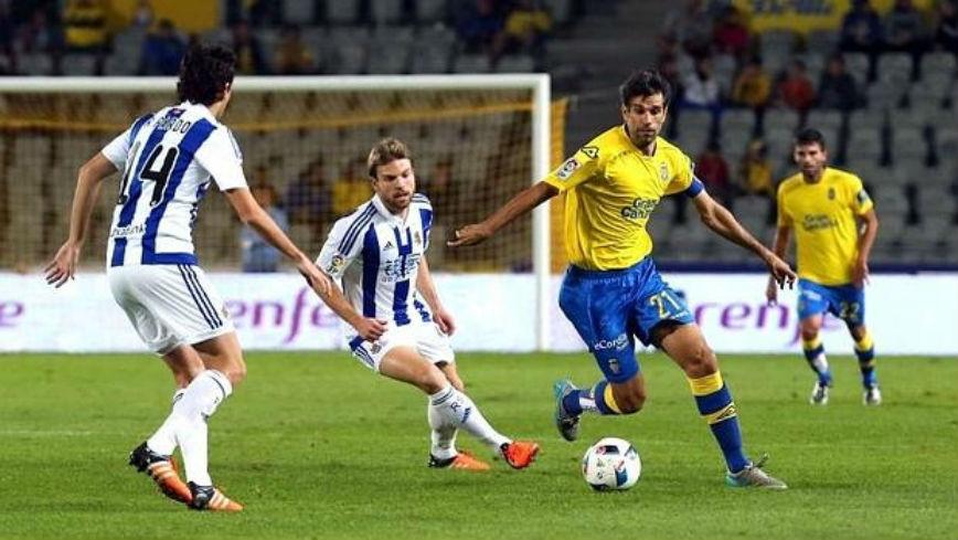 Las Palmas – Real Sociedad