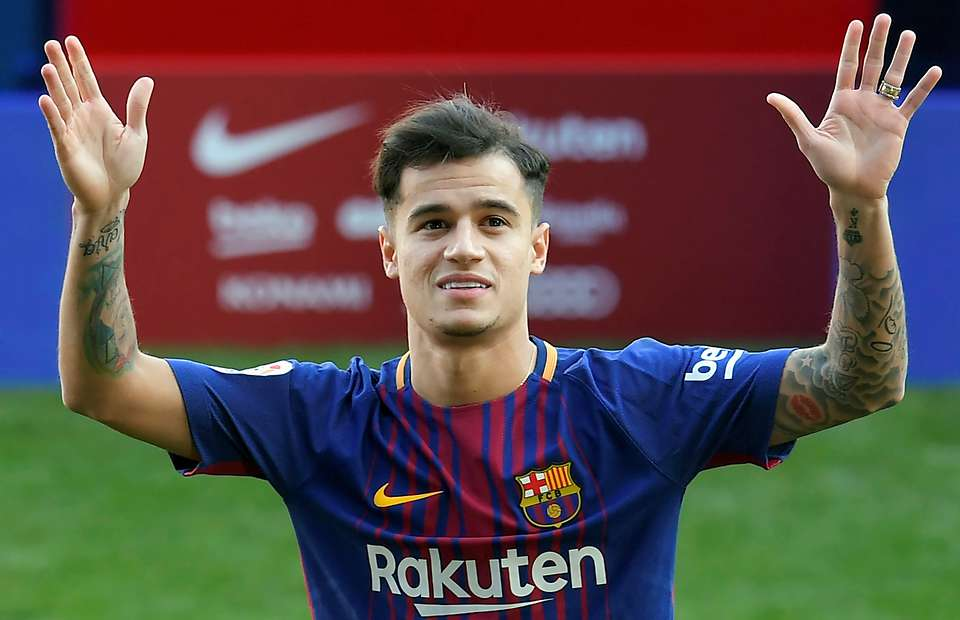 Barcelona are a special club for Brazilians – that's why Coutinho joined them