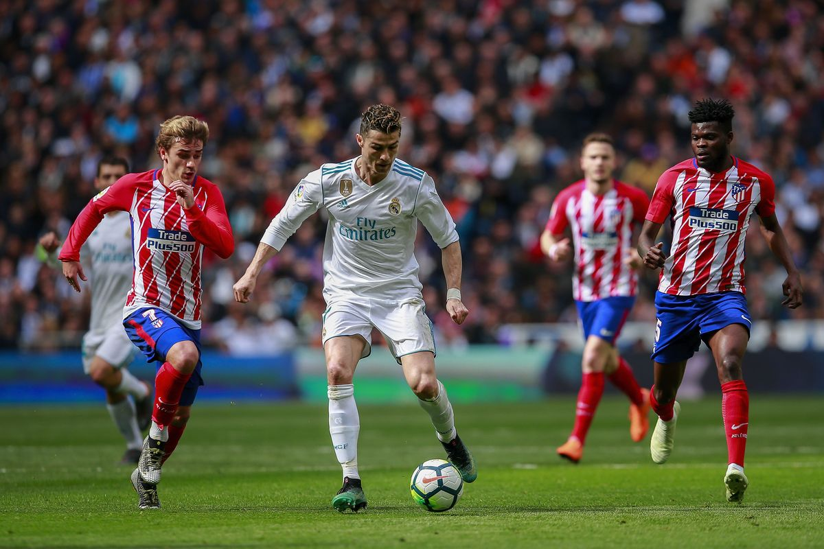 Real Madrid – Atletico Madrid