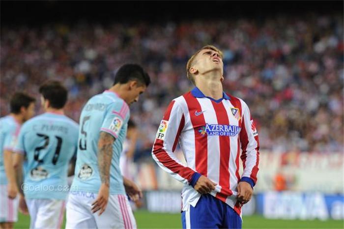 Atletico Madrid Turn to Celta Vigo Sensation