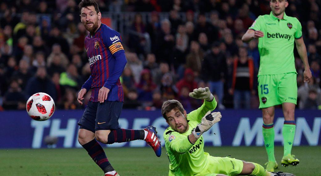 Barcelona Set for Copa del Rey Ejection After Line-Up Mistake?