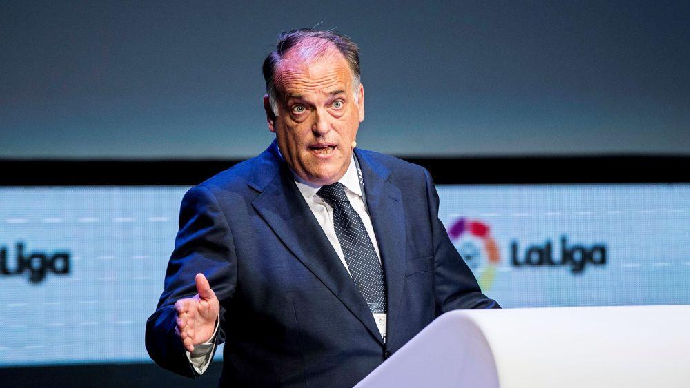Spanish La Liga President Makes Controversial Political Statement
