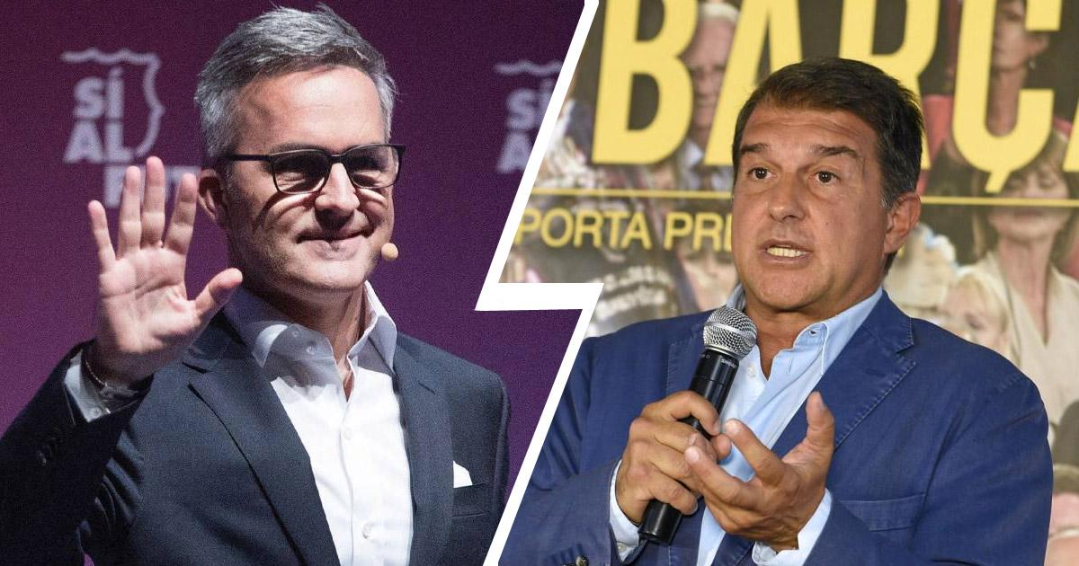 FC Barcelona presidential elections narrow in candidates
