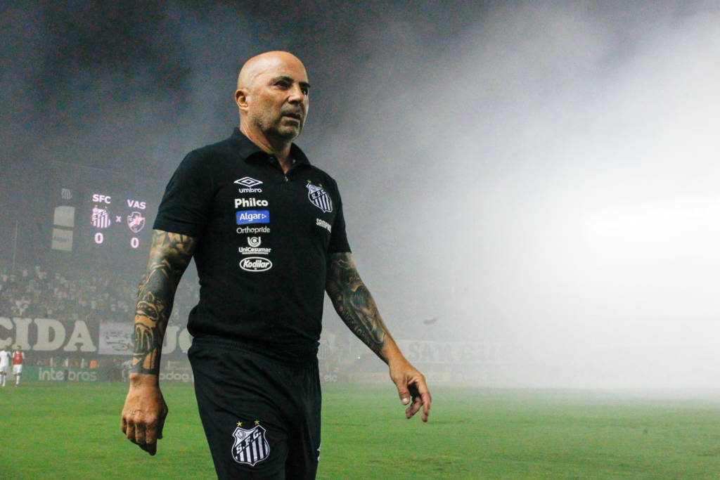 Olympique Marseille edge closer to Jorge Sampaoli hire