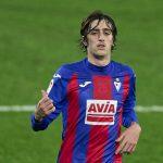 Sevilla expecting bids for starlet Bryan Gil