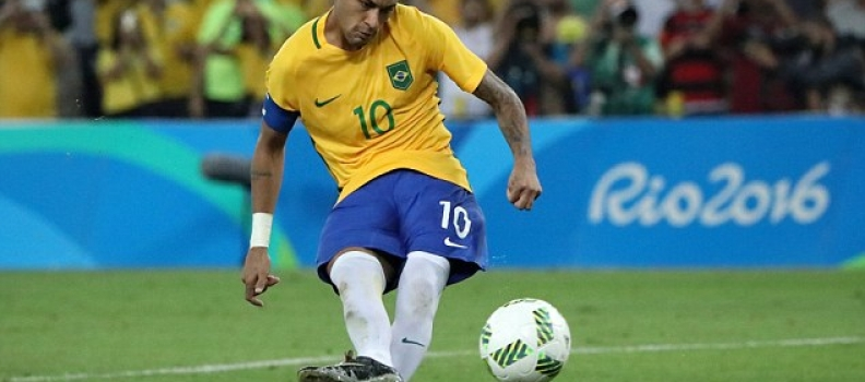 Super star Neymar brings Olympic glory to Brazil