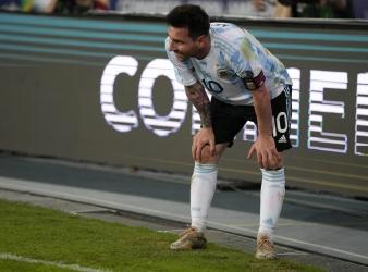 Argentina facing crunch tie against Uruguay in Copa America