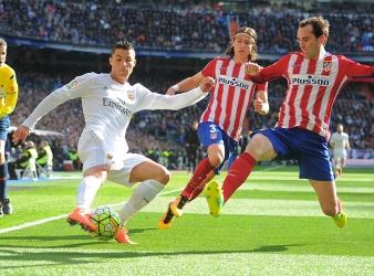 Atletico Madrid – Real Madrid