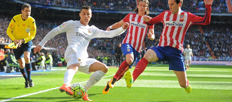 Atletico Madrid – Real Madrid