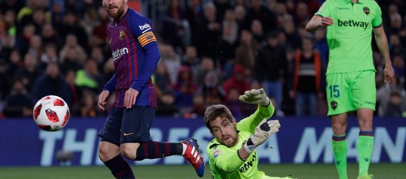 Barcelona Set for Copa del Rey Ejection After Line-Up Mistake?