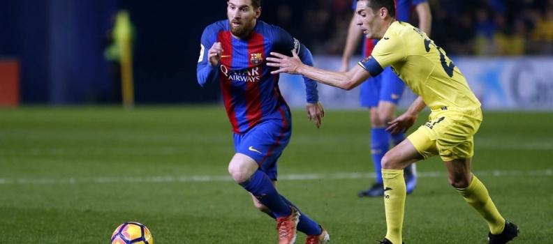Barcelona v Villarreal