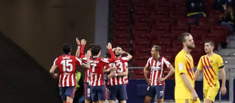 Can Atletico Madrid win La Liga again?