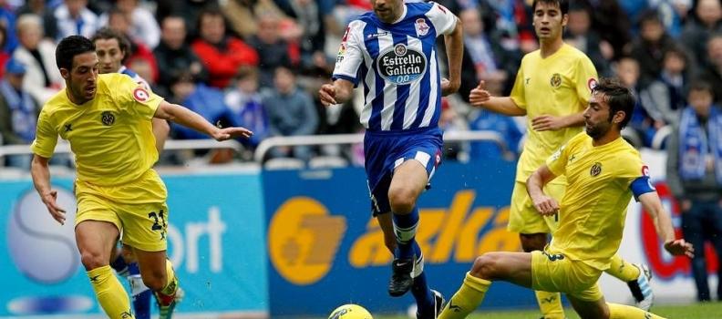 Deportivo – Villarreal