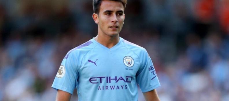 Manchester City in £30m duel with FC Barcelona for central defender