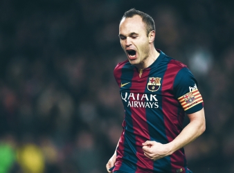 Iniesta Ends Speculation with Deal for Life