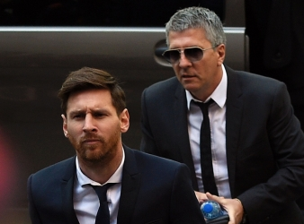 Lionel Messi's father due for crunch meeting with Internazionale