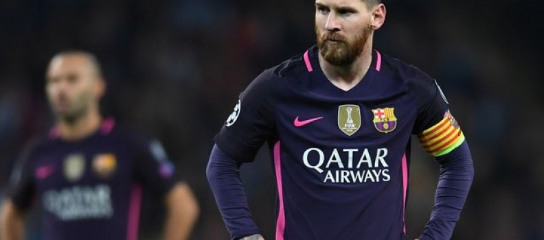 Messi Annoyed at Barcelona Lack of Action?