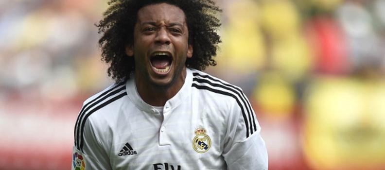 Is left-back really Marcelo's best position?