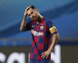 Messi to leave Barcelona?