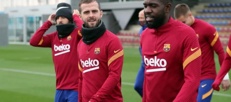 FC Barcelona continue player exodus with Miralem Pjanic and Samuel Umtiti
