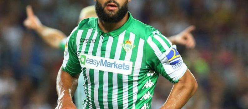 Nabil Fekir the crown jewel in the Real Betis crown