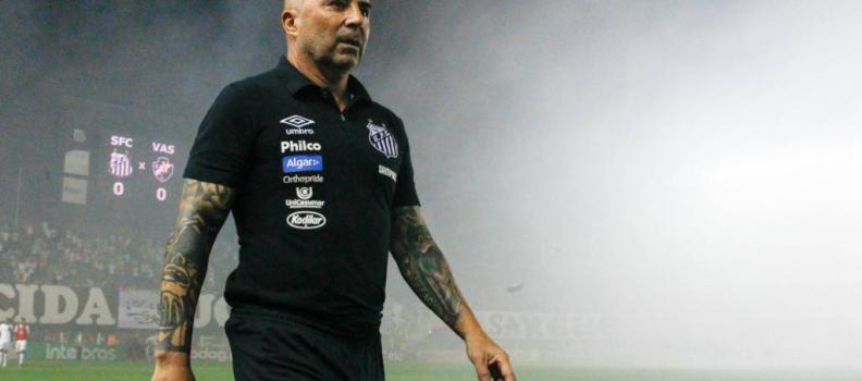 Olympique Marseille edge closer to Jorge Sampaoli hire