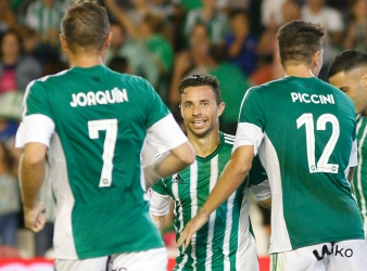 The old and the new combine to help guide Real Betis towards a Europa League finish