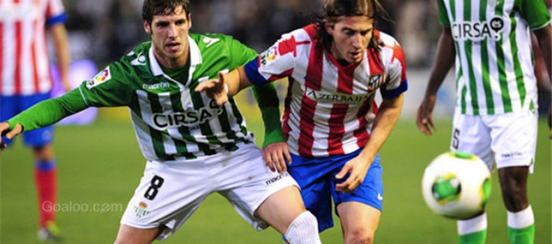 Real Betis vs Atlético Madrid