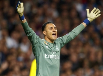 Real Madrid Set to Sell Keylor Navas