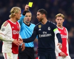 Sergio Ramos Sees Two Game Ban from UEFA