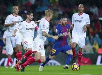 Sevilla – Barcelona