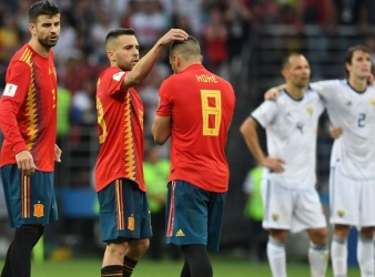 Spain's blame game begins after a disappointing World Cup campaign that was doomed before it began