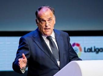 Spanish La Liga President Makes Controversial Political Statement
