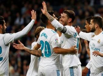 Real Madrid – Eibar
