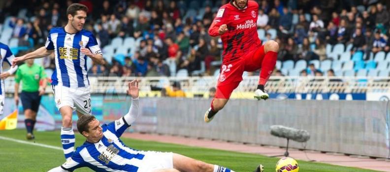 Sevilla v Sociedad
