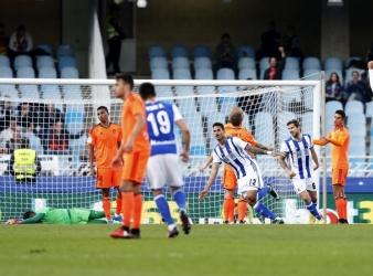 Real Sociedad – Valencia