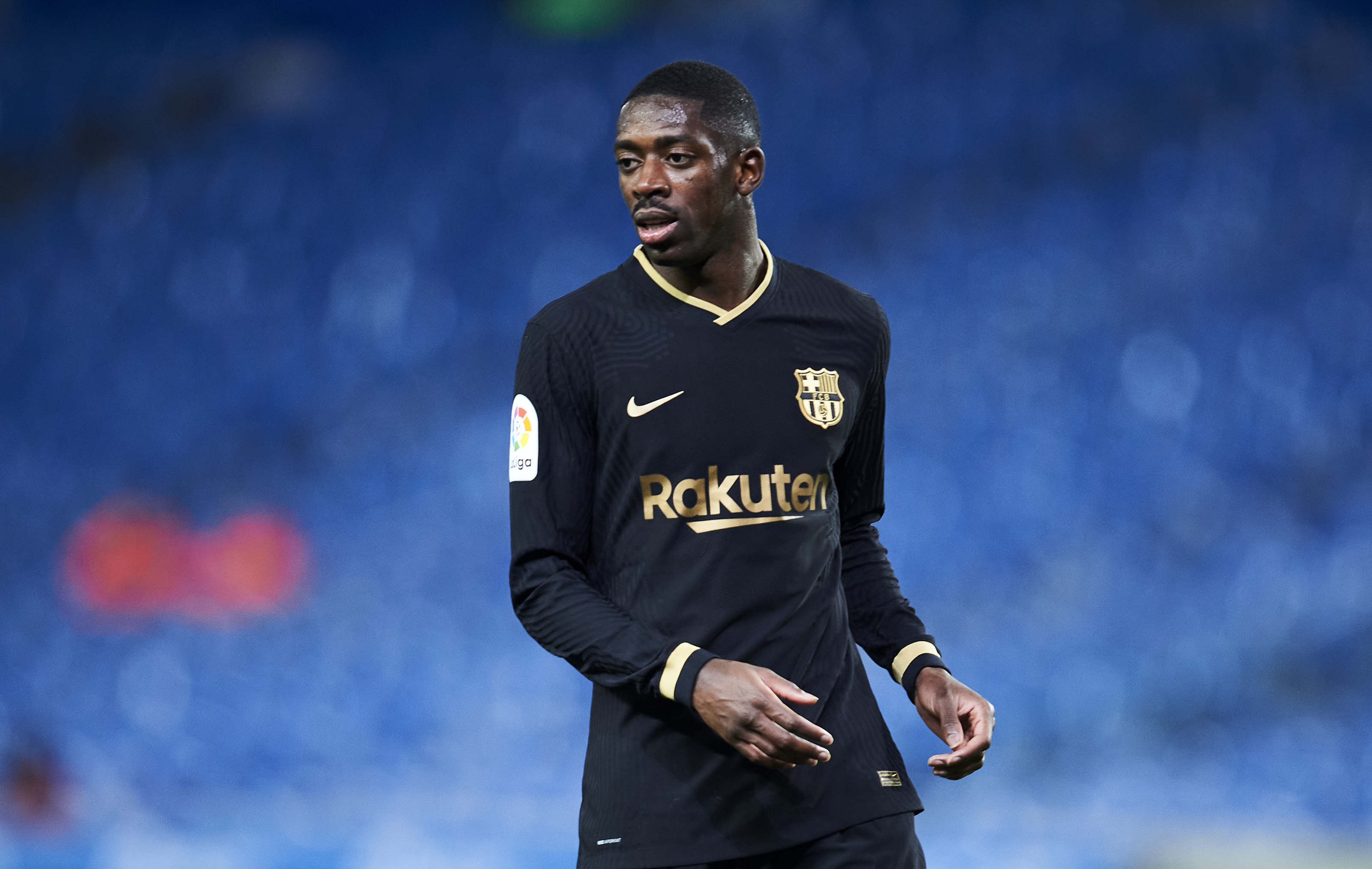 Barcelona eyeing Ousmane Dembele exit after contract standoff